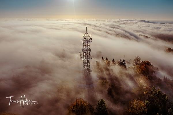 Podzim na Kozákově